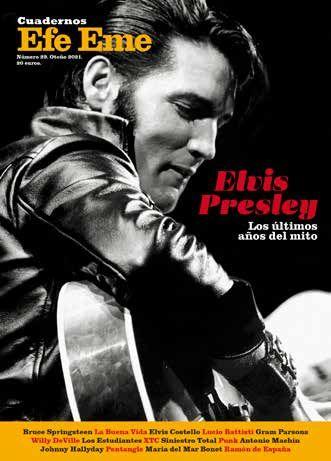 ELVIS PRESLEY Nº 29 CUADERNOS EFE EME