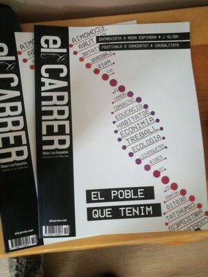REVISTA EL CARRER 2 VANITY FAIR