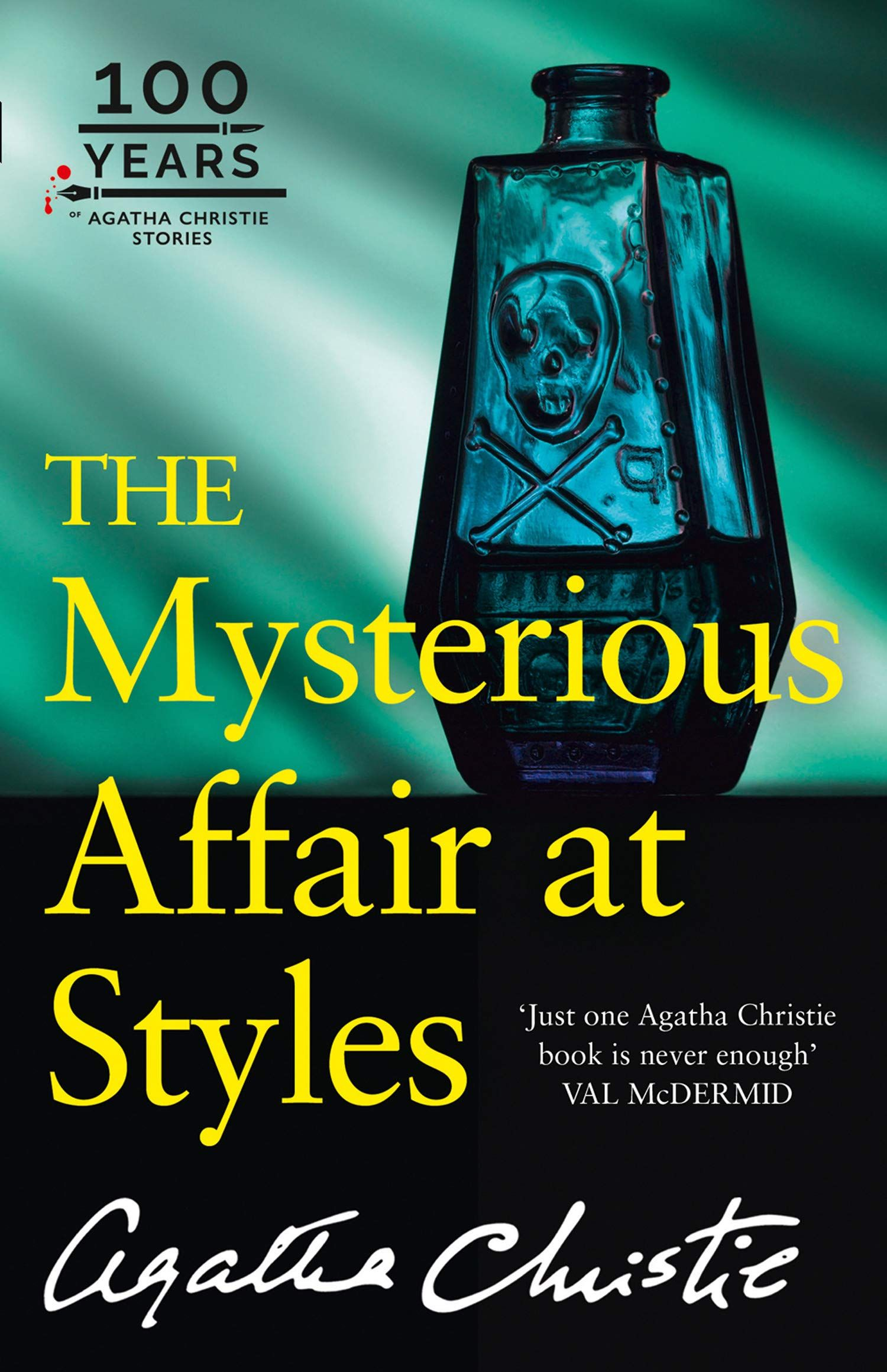 MYSTERIOUS AFFAIR AT STYLES THE