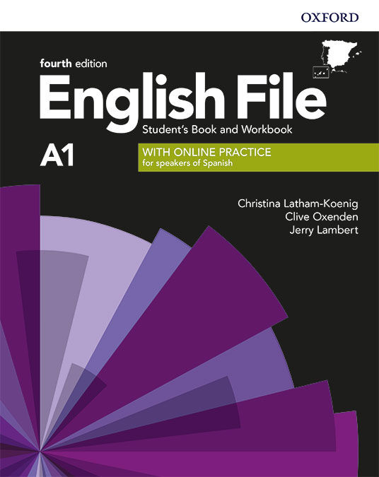 ENGLISH FILE A1 FOURTH EDITION