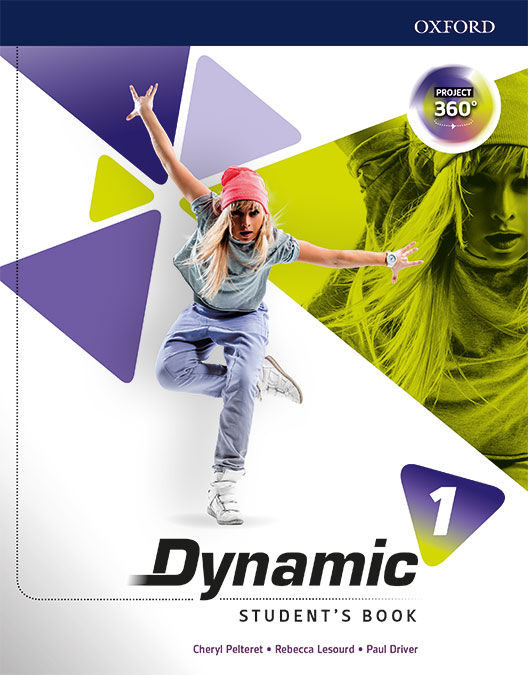 DYNAMIC 1 STUDENT S BOOK