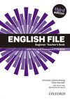ENGLISH FILE BEGINNER (THIRD ED.) TEACHER'S BOOK PACK