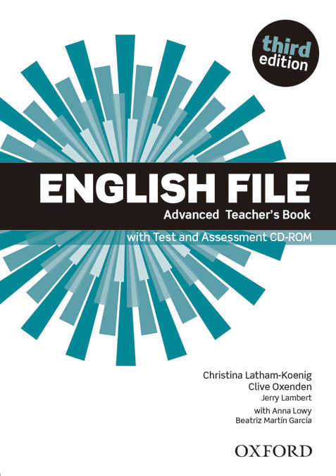 ENGLISH FILE ADVANCED. TEACHER'S BOOK PACK
