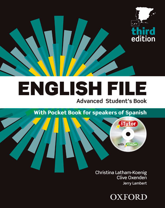 ENGLISH FILE 3RD EDITION ADVANCED STUDENT S BOOK + WORKBOOK WITHOUT KEY PACK