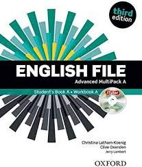 ENGLISH FILE ADVANCED STUDENT'S BOOK MULTIPACK A