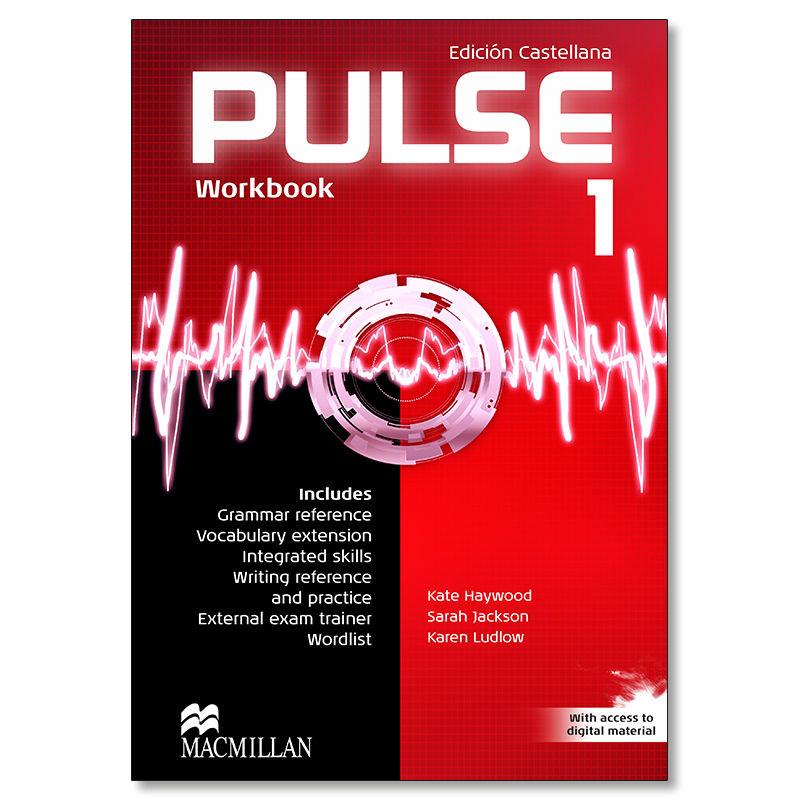 PULSE 1 WORKBOOK CAST