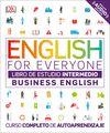 ENGLISH FOR EVERYONE BUSINESS ENGLISH NIVEL INTERMEDIO - LIBRO DE ESTUDIO