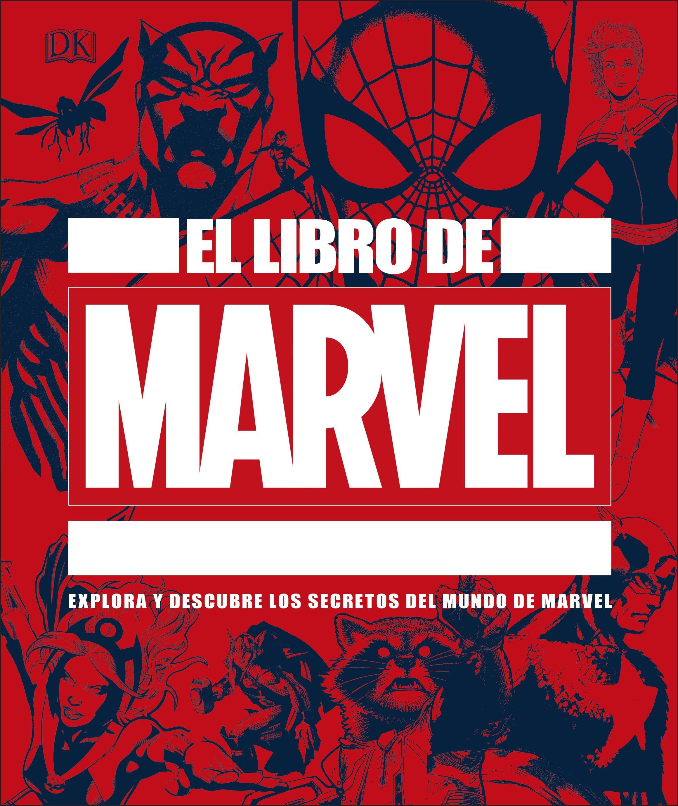 LIBRO DE MARVEL EL