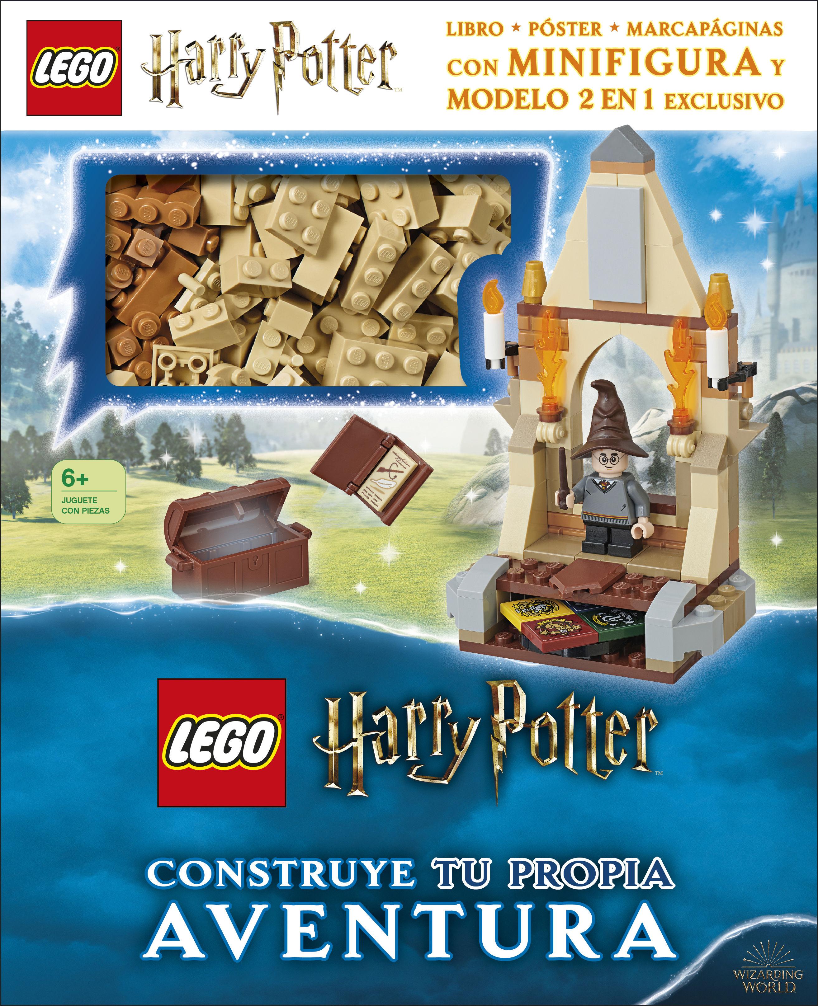 LEGO® HARRY POTTER CONSTRUYE TU PROPIA AVENTURA