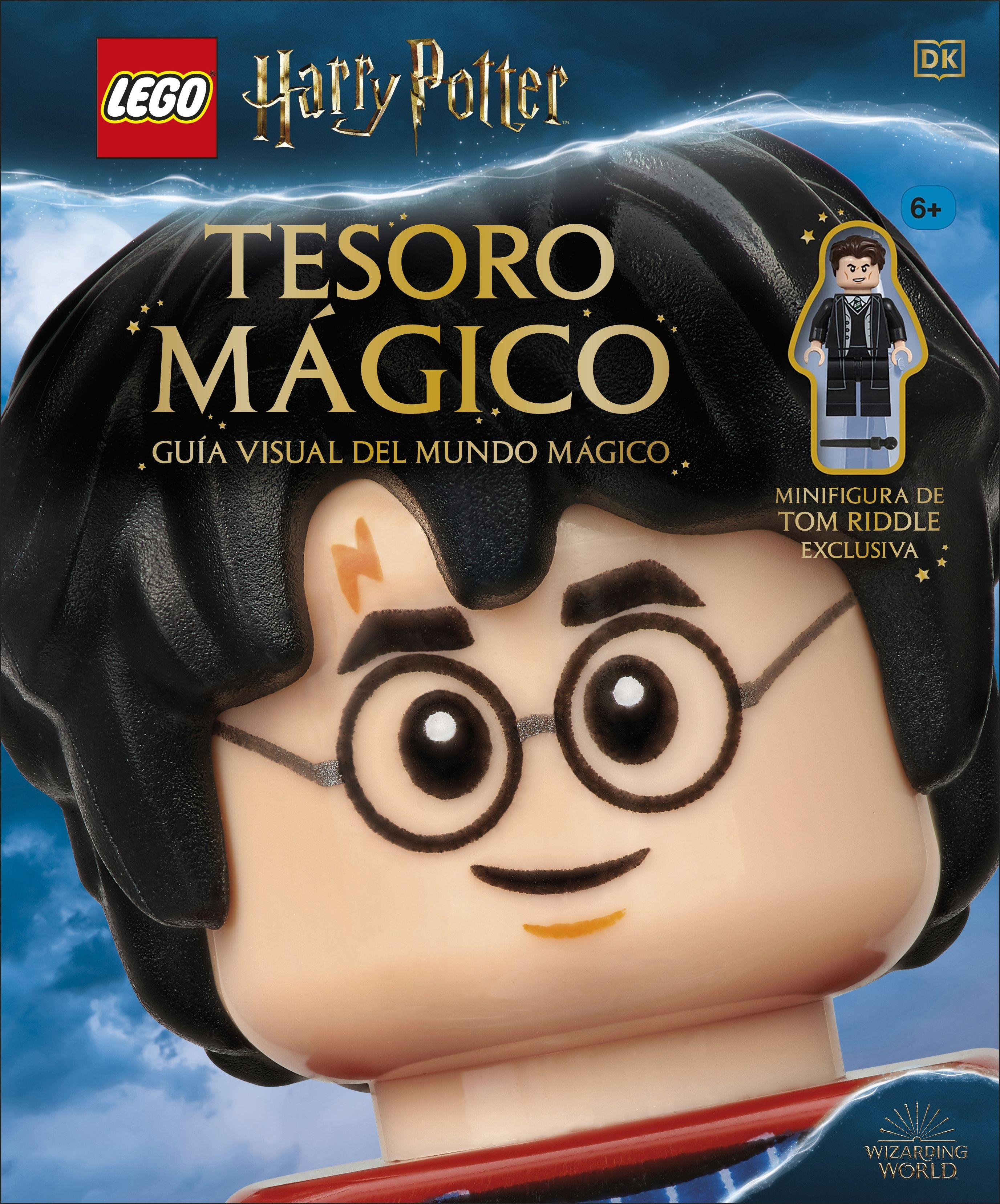 LEGO HARRY POTTER TESORO MAGICO