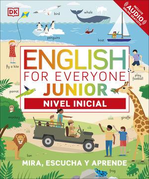 ENGLISH FOR EVERYONE JUNIOR