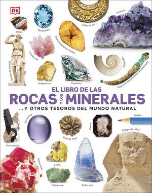LIBRO DE LAS ROCAS Y LOS MINERALES EL