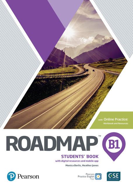 ROADMAP B1 STUDENTS BOOK WITH ONLINE PRACTICE, DIGITAL RESOURCES & APP PACK