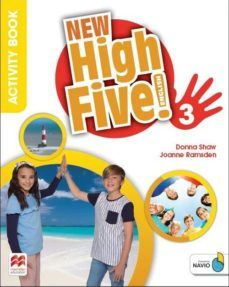 NEW HIGH FIVE 3 ACTIVITY BOOK