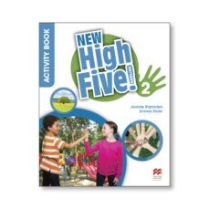 NEW HIGH FIVE 2 ACTIVITY BOOK