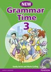 NEW GRAMMAR TIME STUDENT S BOOK 3