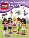LEGO FRIENDS COLECCION DE PEGATINAS