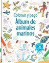 ALBUM DE ANIMALES MARINOS