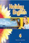 HOLIDAY ENGLISH 4 ESO + MULTOROM