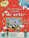 PASSATIEMPOS Y JUEGOS DE ARTE ACTIVIDADES