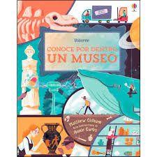 CONOCE POR DENTRO UN MUSEO