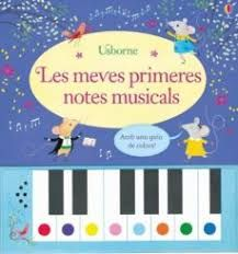 MEVES PRIMERES NOTES MUSICALS LES