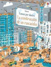 CONSTRUCCION DE UN RASCACIELOS LA