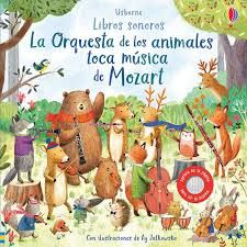 ORQUESTRA DE ANIMALES TOCA MUSICA MOZART