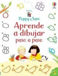 POPPY Y SAM DIVIERTETE DIBUJANDO PASO A PASO