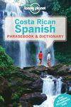 COSTA RICAN SPANISH PHRASEBOOK 4