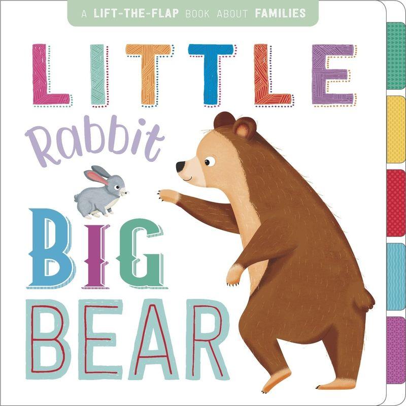 LITTLE RABBIT BIG BEAR - ING