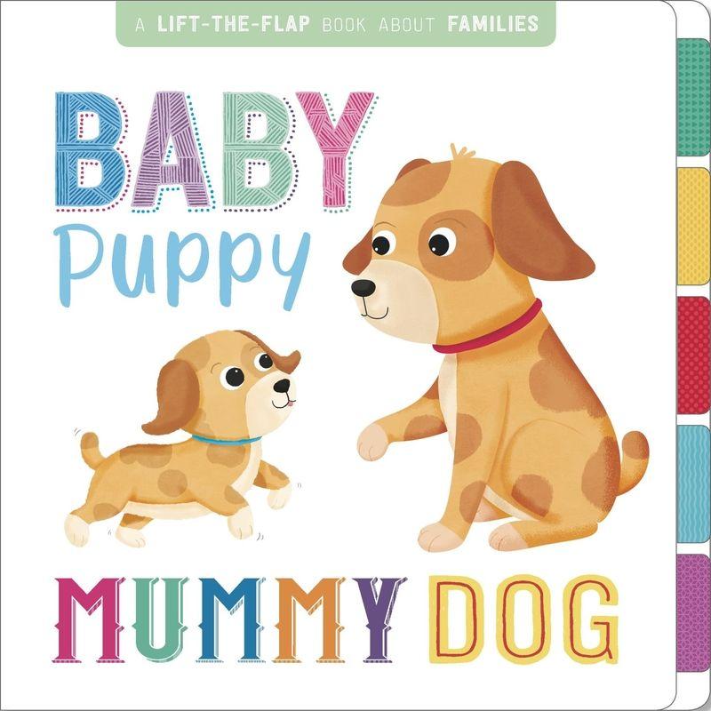 BABY PUPPY MUMMY DOG - ING