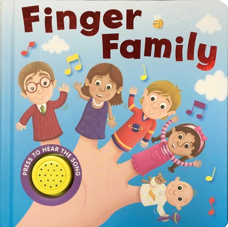 FINGER FAMILY - ING