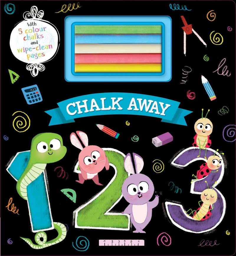 CHALK AWAY 123 - ING
