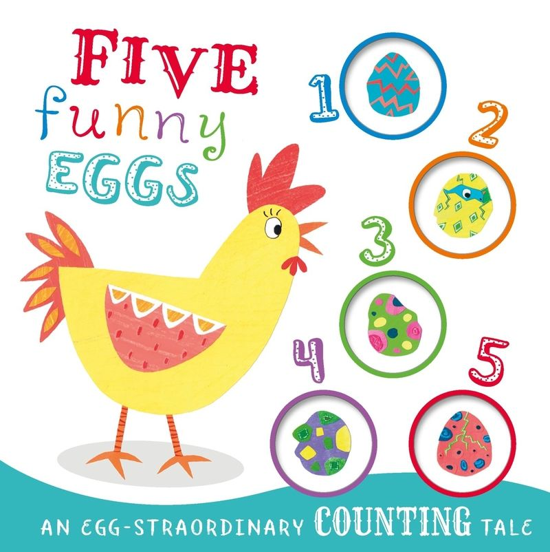 FIVE FUNNY EGGS - ING