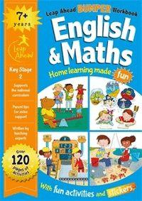 LEAP AHEAD BUMPER WORKBOOK: 7 YEARS ENGLISH
