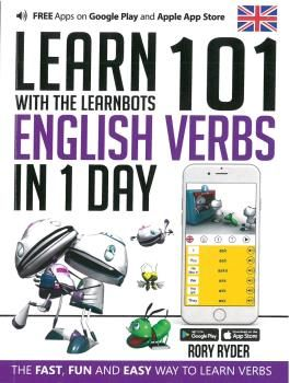 LEARN 101 ENGLISH VERBS IN 1 DAY