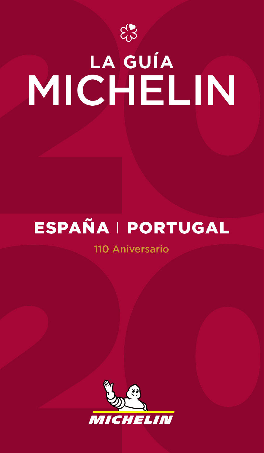 GUIA MICHELIN ESPAÑA PORTUGAL 2020