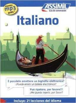 ITALIANO GUIA CONVERSACION+MP3