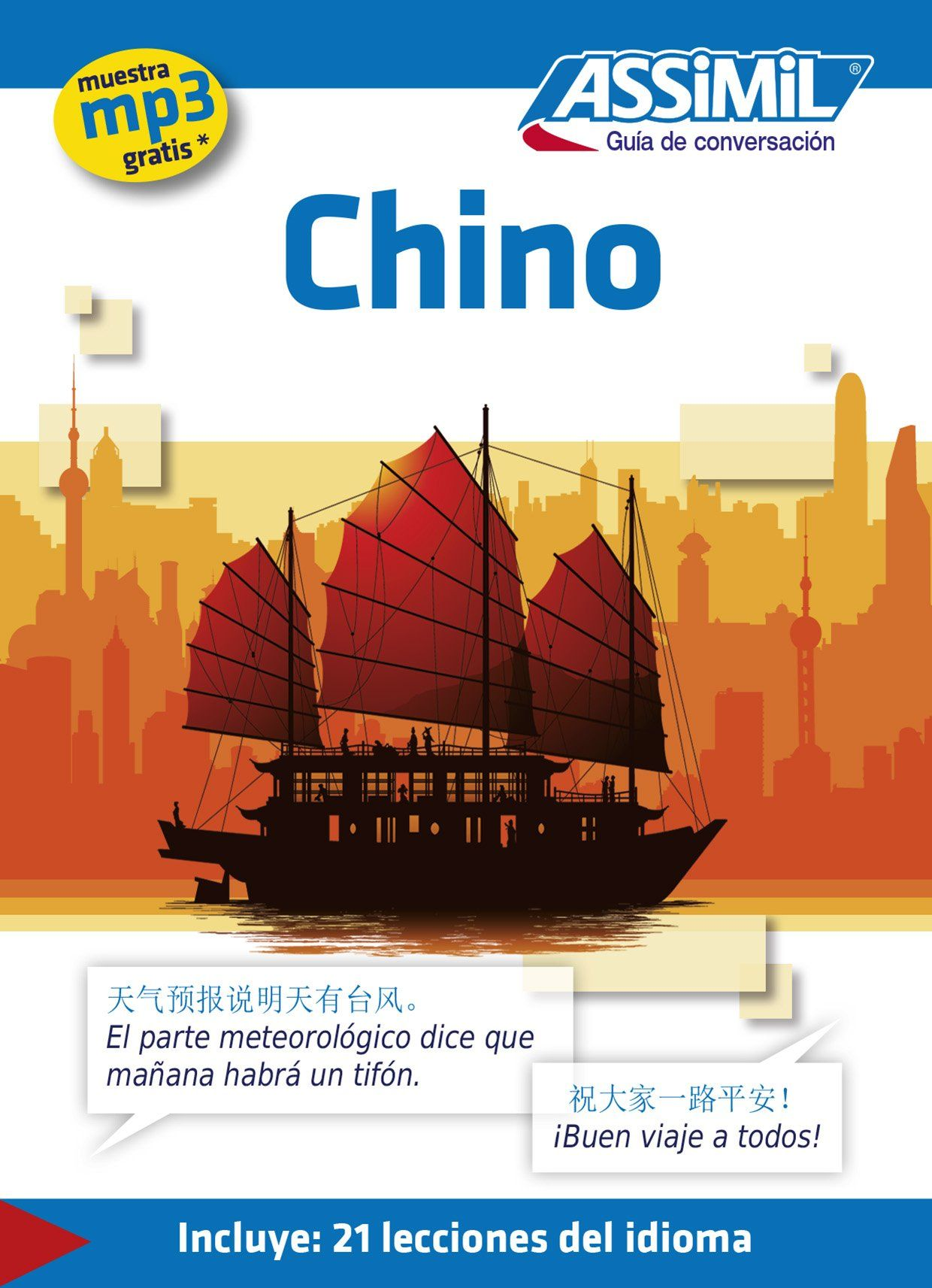 CHINO GUIA CONVERSACION+MP3