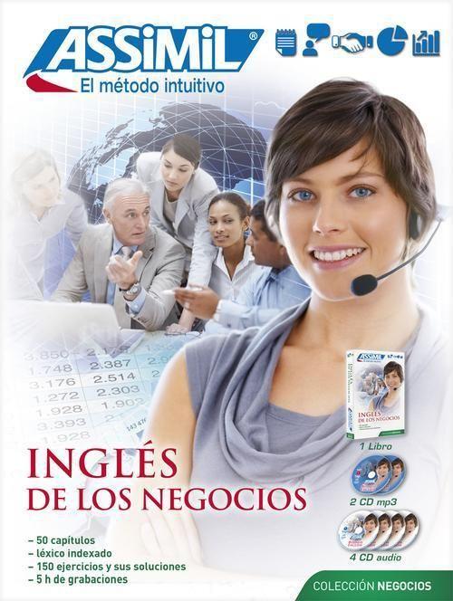 INGLES DE LOS NEGOCIOS ALUMNO CD4+MP3
