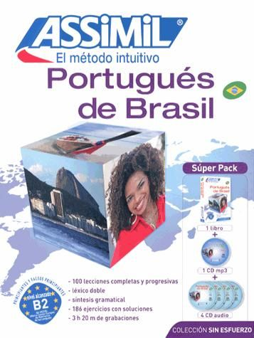 PORTUGUES DE BRASIL ALUMNO CD4+MP3