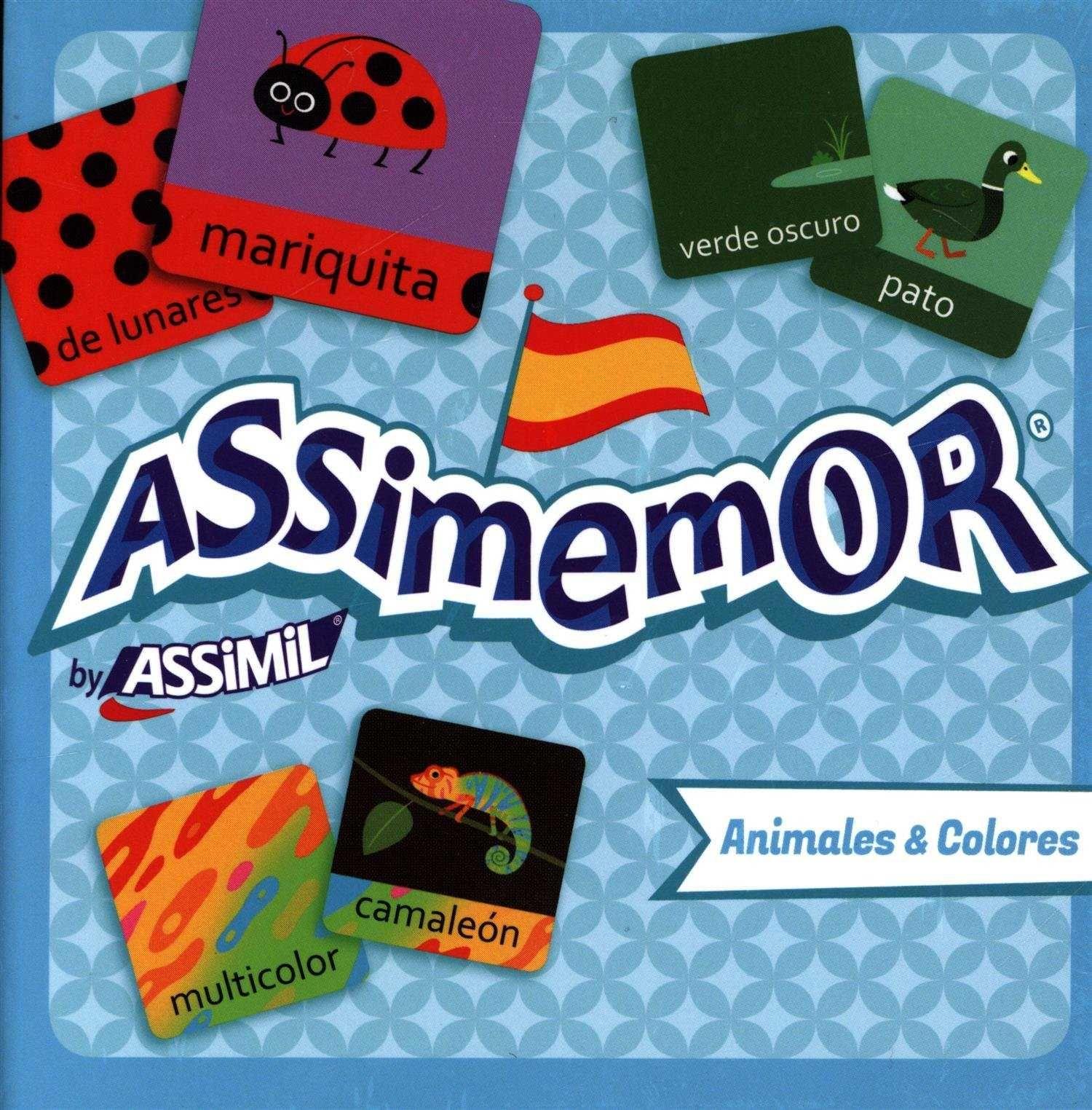 ASSIMEM ESPAÑOL ANIMALES COLORES