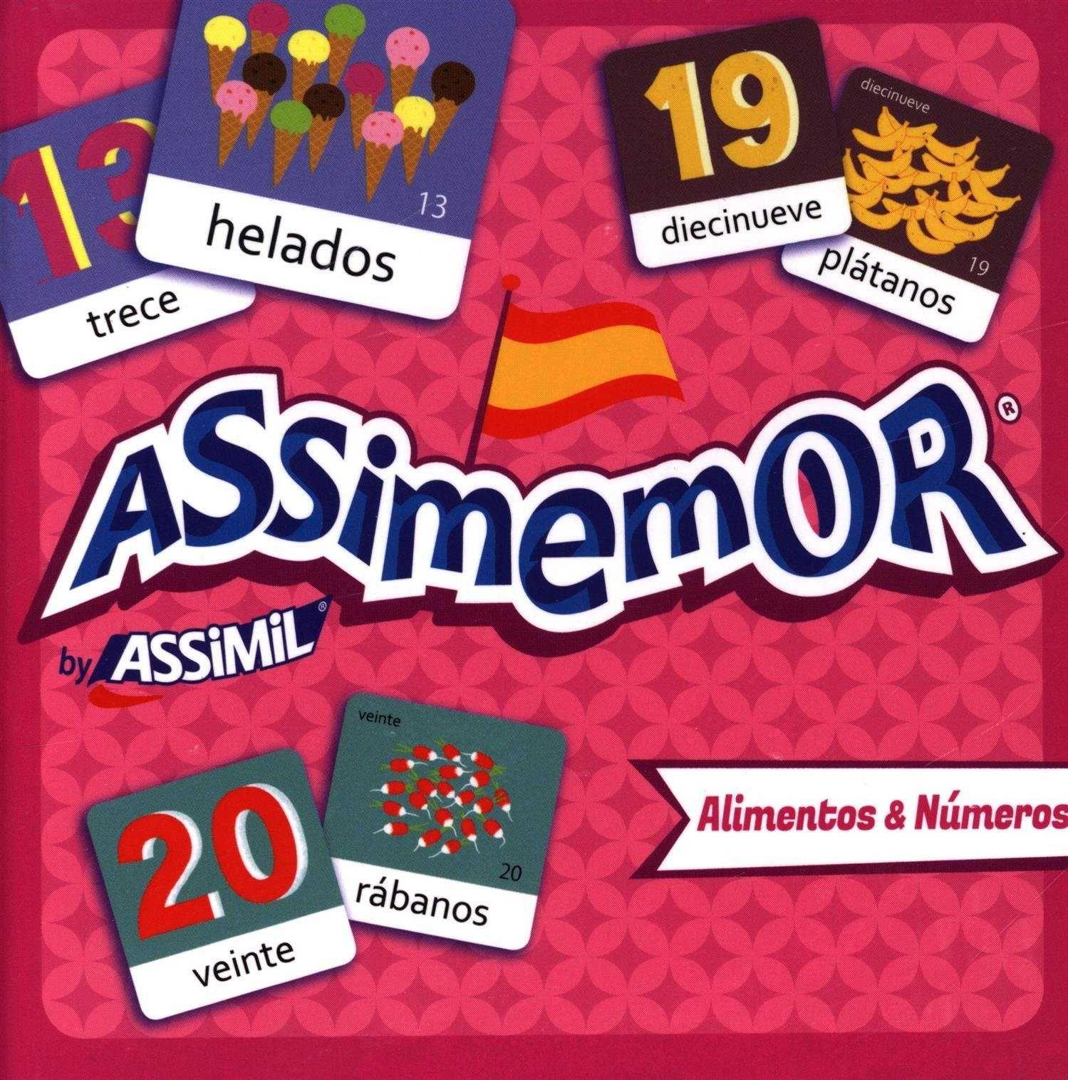 ASSIMEM ESPAÑOL ALIMENTOS NUMEROS
