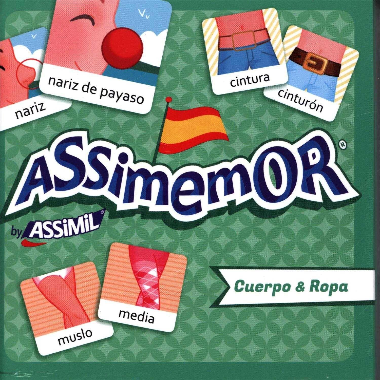 ASSIMEM ESPAÑOL CUERPO ROPA