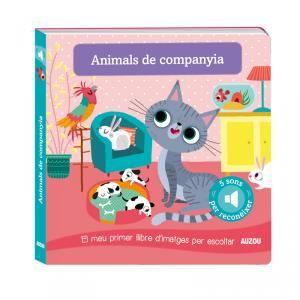 LLIBRE DE SONS ANIMALS DE COMPANYIA