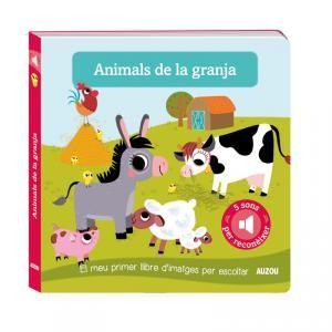 LLIBRE DE SONS ANIMALS DE LA GRANJA