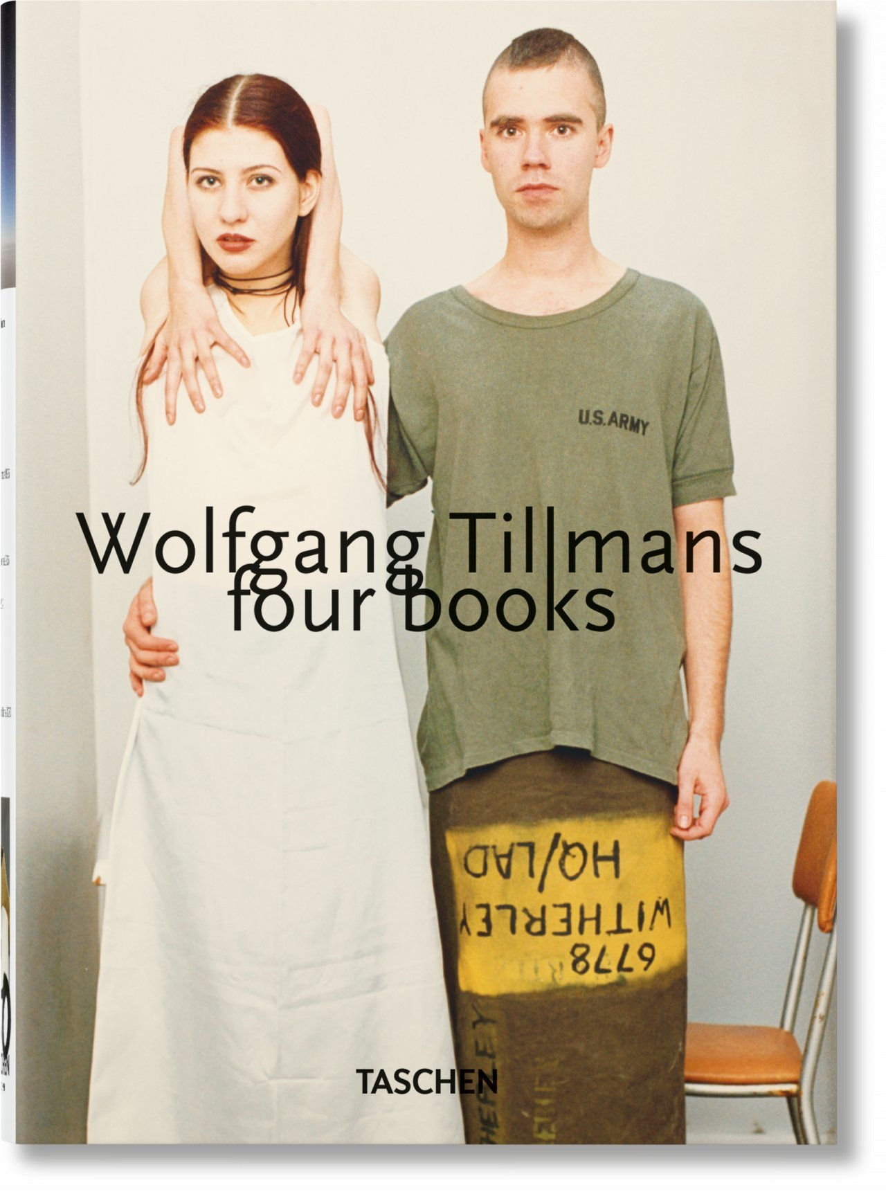 WOLFGANG TILLMANS FOUR BOOKS 40TH ANNIVERSARY EDITION