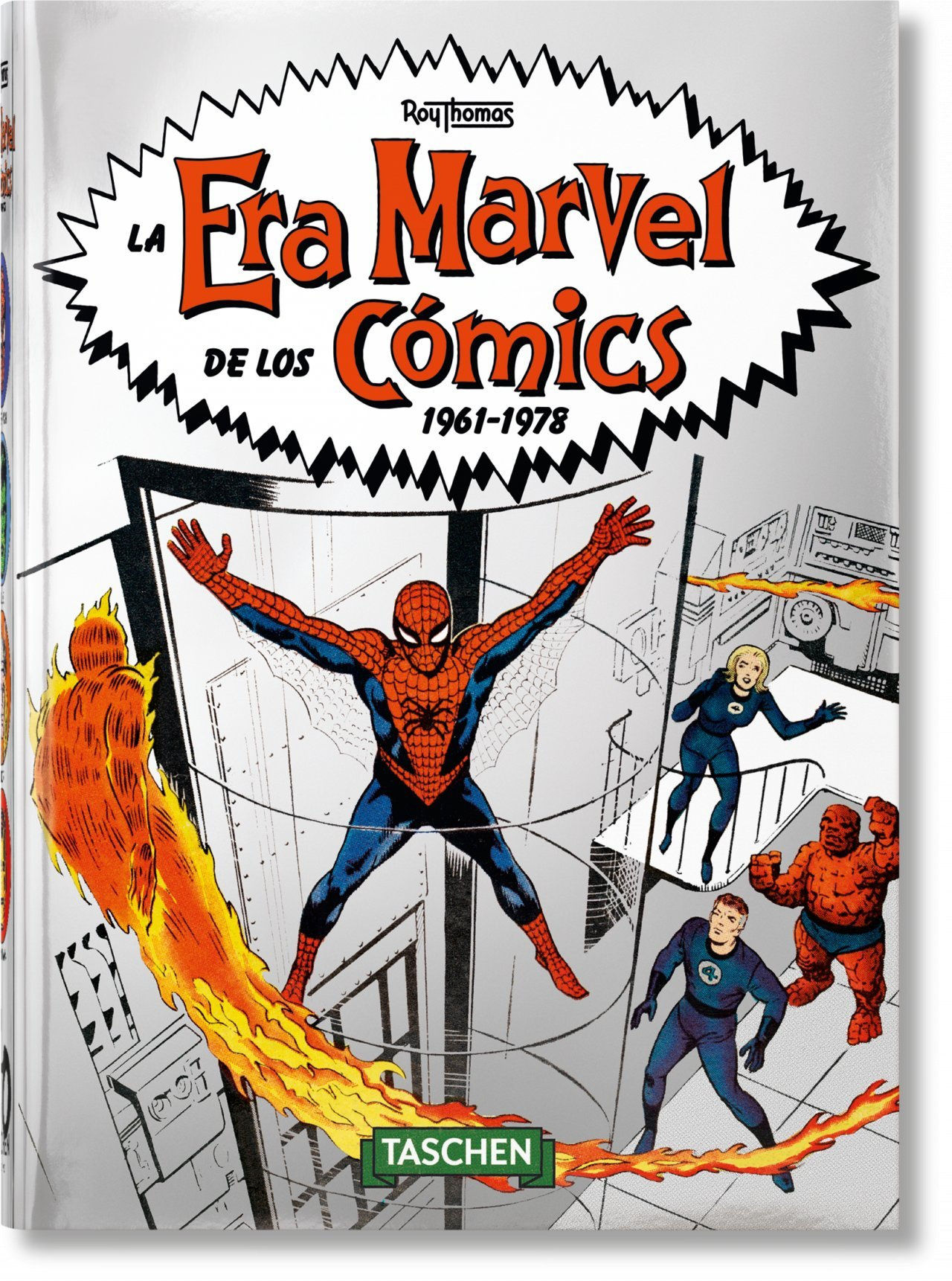 ERA MARVEL DE LOS CÓMICS 1961–1978 – 40TH ANNIVERSARY EDITION