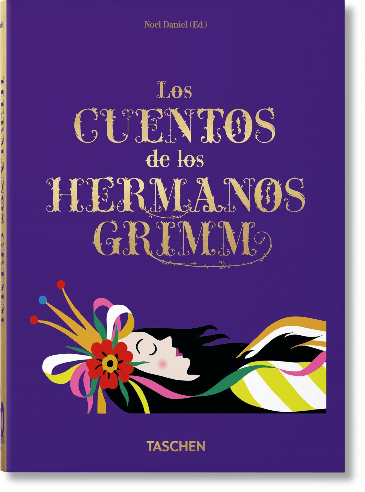 CUENTOS GRIMM & ANDERSEN: 2 IN 1 – 40TH ANNIVERSARY EDITION
